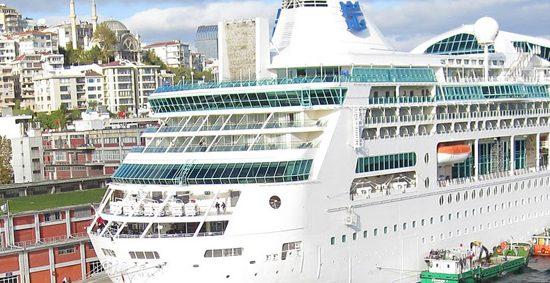 istanbul cruise port transfer galata port