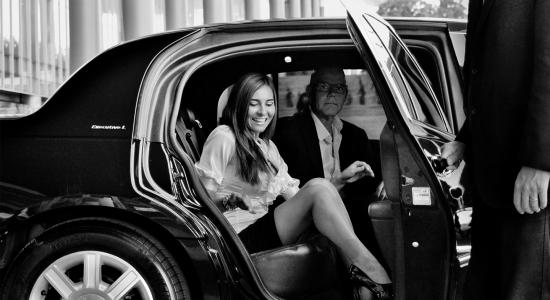 Luxury chauffeured sedan hire Istanbul Ankara Izmir Antalya Turkey