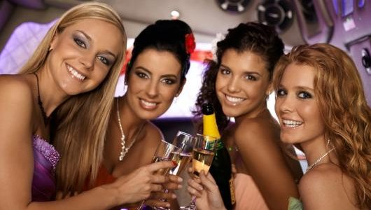bachelor party limo hire Istanbul
