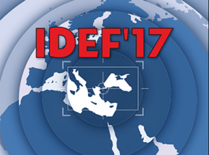 IDEF 2017 transport service Istanbul